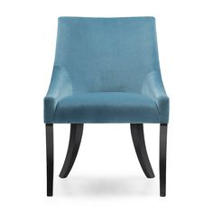 The Harewood is a classic dining chair that will be timeless in its design. Sleek lines and curved detail to the legs makes these chairs exceptional. Sprung seat and back provides excellent comfort.