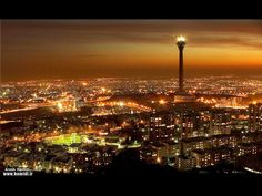 Tehran Night by Arash Hamidi