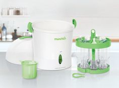 #Munchkin Steam Guard #Rapid #Electric #Steriliser available online at http://www.babycity.co.uk/