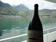 Tres Picos en Suiza!! Precioso!!