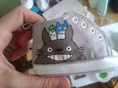 zapatillas pintadas a mano /painted sneakers