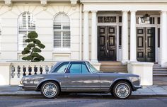 Why The Mercedes-Benz 280SL Pagoda Is A Flawless Favorite   Airows