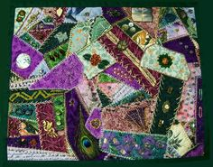 Crazy Quilt Patterns Free | Paperback Writer: Off to Quilt
