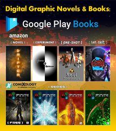 #Graphic #Novel #Comic #Book #Ebook Digital Comics, Cute Relationships, Android Apps, Google Play, Comic Book, Science Fiction, 3 D, Sci Fi, Novels