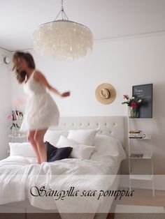 Avec Sofié blog/ #White #Bedroom