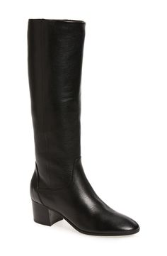 Aquatalia Deanna Waterproof Knee High Boot (Women) available at #Nordstrom