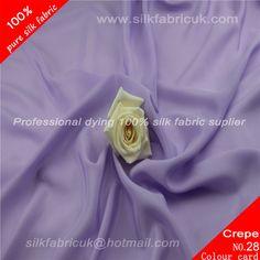 14mm silk crepe de chine fabric-light purple http://www.silkfabricuk.com/14mm-silk-crepe-de-chine-fabriclight-purple-p-405.html