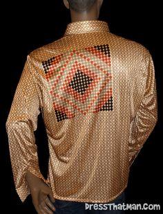 Biggest selection of UNWORN vintage disco shirts worldwide
