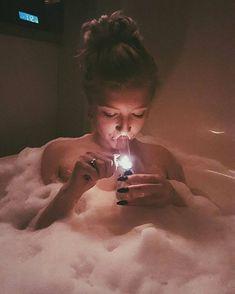 I do not smoke but you can't stop the appreciation of your creation x Badass Aesthetic, Bad Girl Aesthetic, Girl Smoking, Smoking Weed, Cannabis, Medical Marijuana, Orishas Yoruba, Weed, Photography Poses