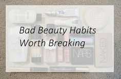 10 Commonly Found Mistakes in Daily Beauty Regime
