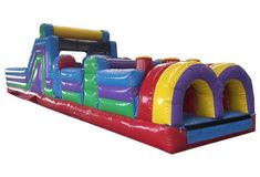 Obstacle Course Rentals | Cincinnati, OH | Party Go Round