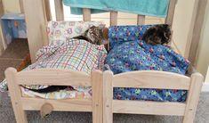 Leute kaufen alle dieses IKEA Duktig Puppenbett… Aber nicht wofür wir glauben - DIY Bastelideen