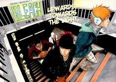 Bleach - bleach-manga-and-tv Photo