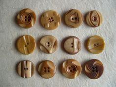 Les 1000 boutons de l'Atelier: Corozo*