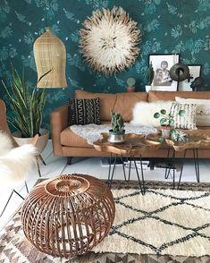 Aja wallpaper by Justina Blakeney - So grateful to have the design genius...