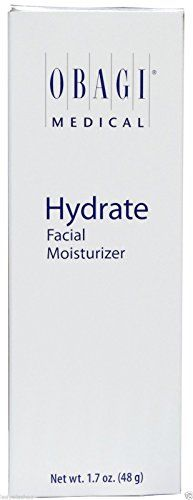 Obagi Hydrate Facial Moisturizer 1.7 oz / 48g Authentic NiB Sealed >>> Check out the image by visiting the link.