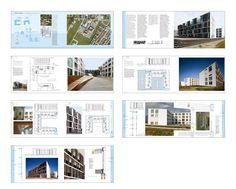 POOLEN ARCHITEKTEN. Culemborg. Netherlands #housing #vivienda DENSITY SERIES Published in HoCo Density Housing Construction and Costs http://aplust.net/tienda/libros/Serie%20Densidad/HoCo%20%28Density%20Series%29/