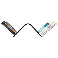 "CONCEAL ""L"" Shelf $35.00 Gives appearance of shelf bending under weight of books"