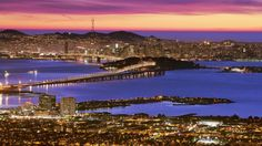 The Bay Area, California