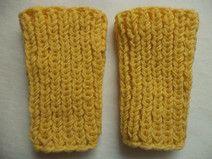 Stulpen 62/68 Merinowolle Wadenwärmer Baby Wolle