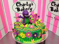 barney cake - Google Search                                                                                                                                                     More