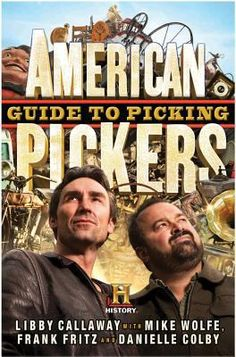 american pickers, my favorite history channel reality series along with pawn stars!