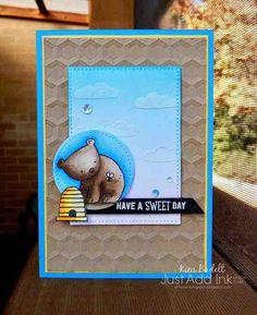 Belle coloré estampé bébé dormant une nouvelle carte de voeux petit-fils