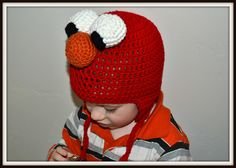 1000+ images about Crochet - Hats - Elmo on Pinterest ...