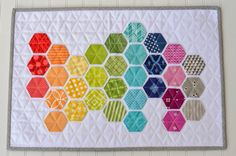 Hyacinth Quilt Designs: Some year end projects...
