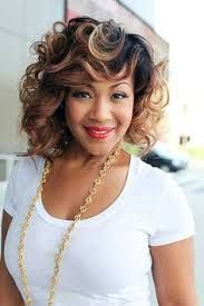 Image result for erica campbell hairstyles on mary mary