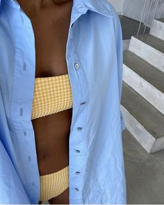Trendy Outfits, Cute Outfits, Fashion Outfits, Fashion Hair, Vogue, Summer Aesthetic, Outfit Goals, Mode Inspiration, Summer Girls