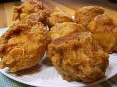 cook's country ultimate fried chicken.