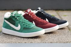 Nike Challenge Court Mid Suede & Ripstop Pack