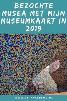 In deze blog heb ik de in 2019 door mij bezochte musea met mijn museumkaart op een rijtje gezet. Ik leg je ook uit wat een museumkaart is en wat je voordeel is boven elke keer losse entreetickets kopen. Lees je mee? #museumkaart #2019 #museum #jtravelblog #jtravel