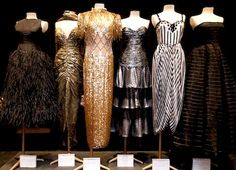 vintage couture | Couture Vintage Fashion Boutique Pops Up in New York City to Benefit ...