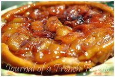 The famous French dessert- Tart Tatin