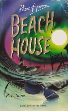Point Horror books. This one really stands out in my memory - Beach House by R L Stine