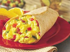 Life Balance Breakfast Burrito