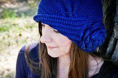 1920s style cloche crochet pattern