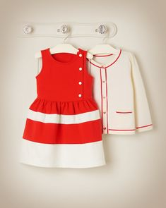 Children's Clothing, Kids Clothing, Baby Clothes, Newborn Clothing, and Infant Clothing at Janie and Jack Little Girl Fashion, Toddler Fashion, Kids Fashion, Moda Kids, French Kids, Little Fashionista, Little Girl Dresses, Kids Wear, My Baby Girl