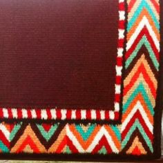 Yucca Flats Saddle Blanket LD3B