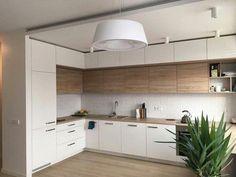 Transcendent Rustic Kitchen Remodel Back Splashes Ideas, Home Decor Kitchen, Kitchen Living, Rustic Kitchen, Home Kitchens, Kitchen Design Open, Kitchen Cabinet Design, Interior Design Kitchen, Modern Kitchen Cabinets, Cuisines Design