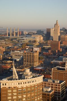Downtown Kansas City by Missouri Division of Tourism, via Flickr