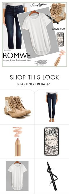 """""""Romwe"""" by violinistkitty ❤ liked on Polyvore"""
