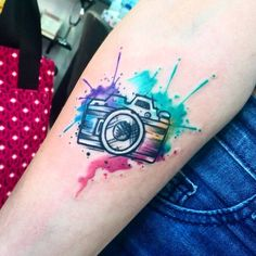 #Tattoo #WatercolourTattoos #photography