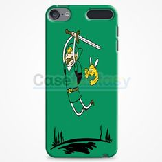 Adventure Time Wow 6 iPod Touch 6 Case | casefantasy