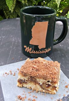 What's For Supper?: Cinnamon Streusel Coffee Cake