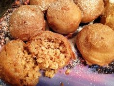 Fried Rice Krispy Treats