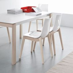 Led W Chair by Connubia Calligaris