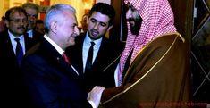 """Başbakan Binali Yıldırım, """"Suudi Arabistan, Türkiye bölgede uzun vadede kalıcı barışın, istikrarın hakim olması için iki kilit ülkedir""""  şeklinde konuştu.  Yıldırım, Suudi Arabistan Veliaht Prensi'nin Türkiye'yi ziyaret edeceğini de açıklarken, """"Yüzde 90 düzeyinde konulara bakışımız, çözüm yolları bakımından bir ortak bakış açımız var""""  şeklinde konuştu.   #Arabistan #Geliyor #Prensi #Selman #Suudî #Türkiyeye #Ziyaret"""